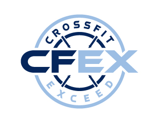 CrossFit Exceed logo design