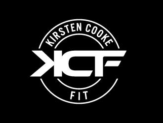 Kirsten Cooke Fit logo design