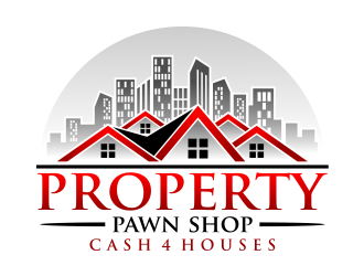 Property Pawn Shop logo design