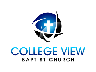 College View Baptist Church logo design