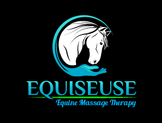 Equiseuse logo design