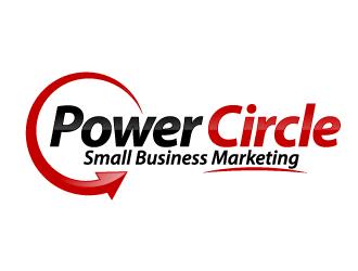 Power Circle logo design