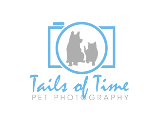 Tails of Time logo design