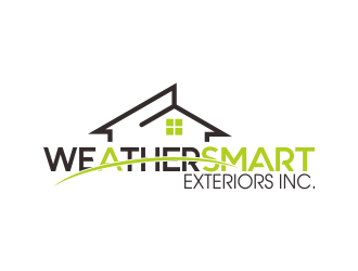 WeatherSmart Exteriors Inc. logo winner