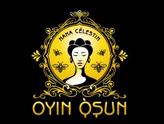 Nana Célestin's Oyin Osun logo design