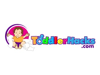 TODDLERHACKS logo design