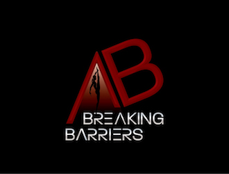 Breaking Barriers AB logo design