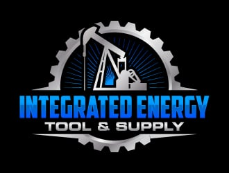 Integrated Energy Tool & Supply logo design