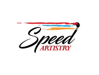 Speed Artistry logo design