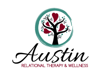 Austin Relational Therapy & Wellness logo design
