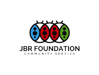 JBR Foundation logo design