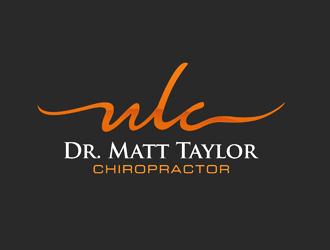 Dr Matt Taylor - Chiropractor logo design