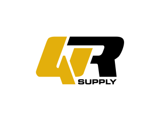 Q&R Supply logo design