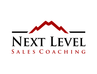 Next Level Sales Training logo design