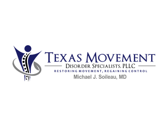Texas Movement Disorder Specialists, PLLC logo design