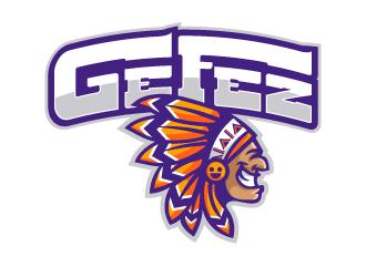 GeFez logo design