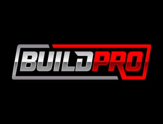 BuildPro logo design