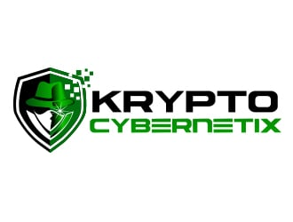 KryptoCybernetix logo design