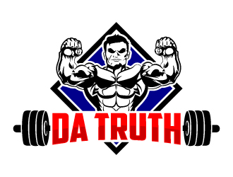 Da Truth logo design