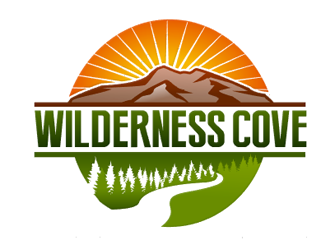 Wilderness Cove logo design