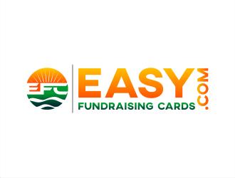 Easy Fundraising Cards logo design
