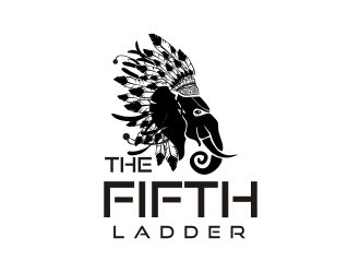 The Fifth Ladder logo design