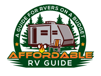 Affordable RV Guide logo design