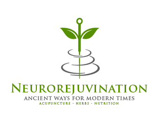 Neurorejuvination logo design