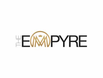 THE EMPYRE logo design