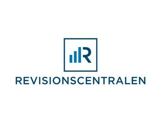 Revisionscentralen i Nørre Alslev ApS logo design