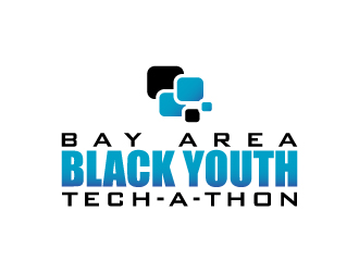 Bay Area Black Youth TechaThon logo design