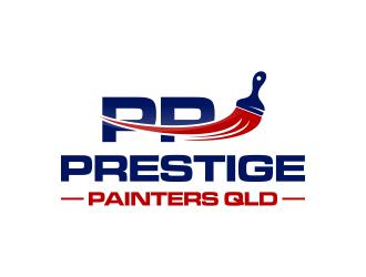 Prestige Painting QLD logo design