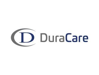 DuraCare logo design