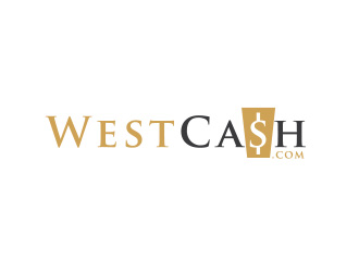 West Cash logo design