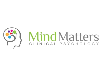 Mind Matters Clinical Psychology logo design