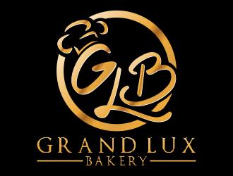 Grand Lux Bakery logo design winner