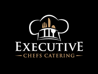 Executive Chefs Catering logo design