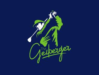The Geiberger logo design