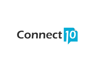 Connect10 logo design