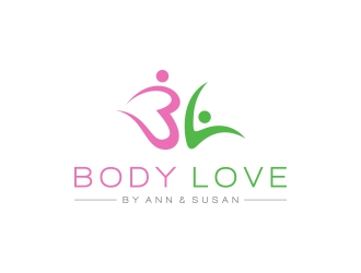 Body Love by Ann & Susan logo design winner