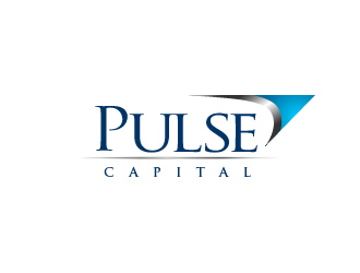 Pulse Capital logo design