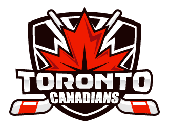 Toronto Canadians logo design