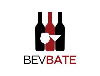 BevBate logo design