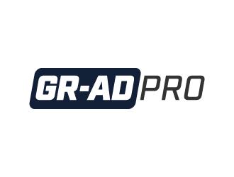 GR-AD Pro logo design