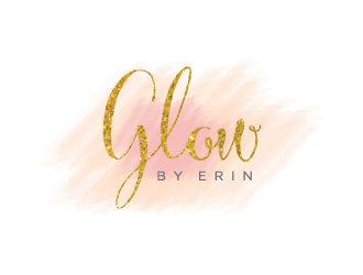 Glow by Erin logo design