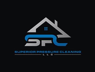 Superior Pressure Cleaning, LLC logo design