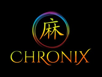 ChRoniX logo design