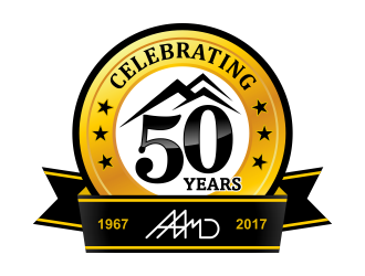Apartment Association of Metro Denver logo design