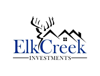 ElkCreek Investments logo design
