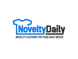 Novelty Daily logo design